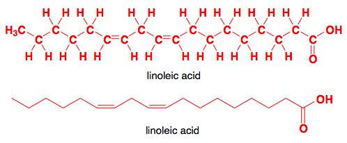 linoleic acid ALA