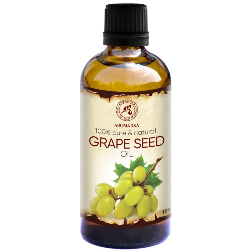 ULJE SEMENKI GROŽĐA Vitis vinifera semen Oleum